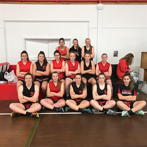 West Adelaide Basketball Club - U18 Girls Basketball