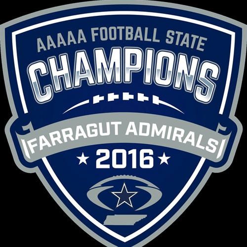 Farragut High School - Varsity Football Team
