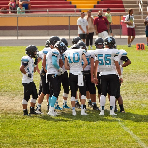 West Jordan High School - Boys' Sophomore Football