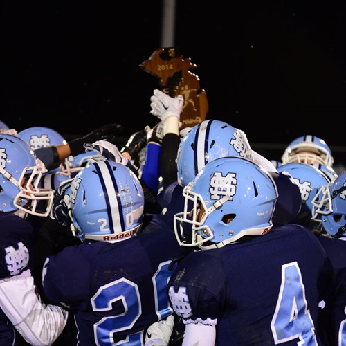 Mona Shores High School - Freshman Football