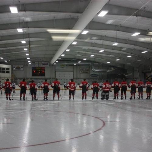 Amery High School - Boys' Varsity Ice Hockey
