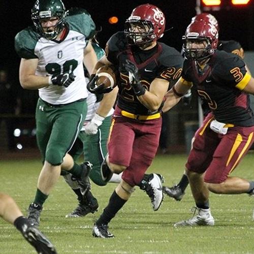 Colorado Mesa University - Mens Varsity Football