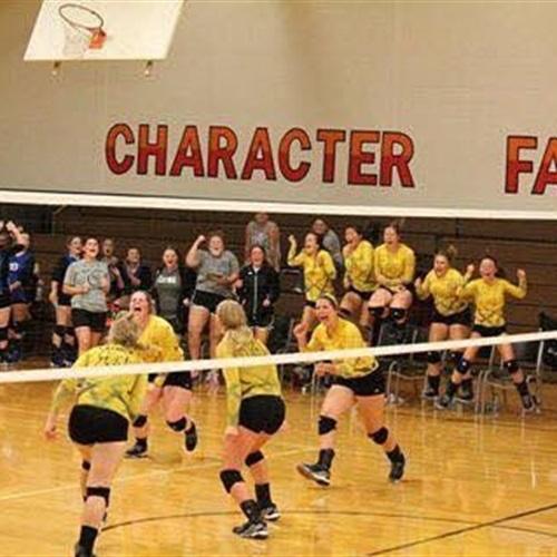 Cayuga High School - Volleyball