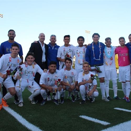 El Camino Real High School - El Camino Real Boys' Varsity Soccer