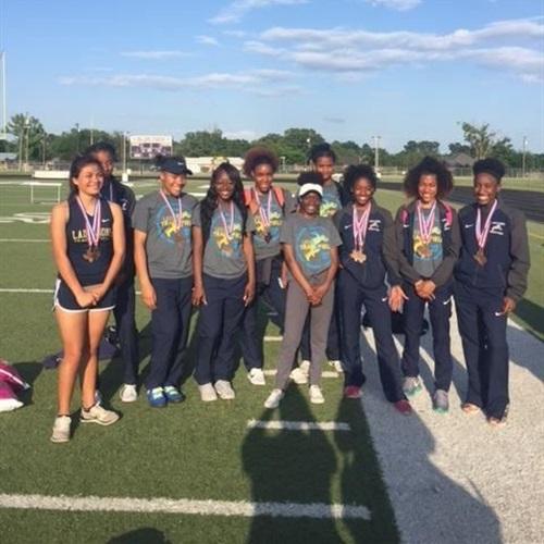 Life Oak Cliff High School - Girls' Varsity Track & Field