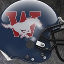 Tulare Western High School - Mustang Football (V)