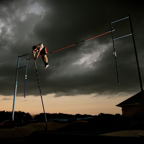 Lincoln High School - Pole Vault