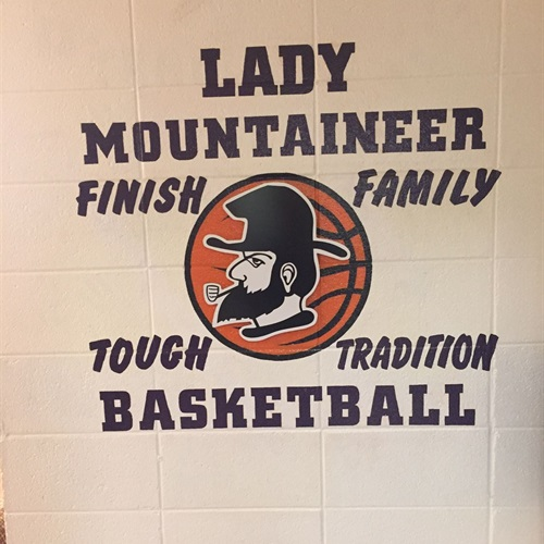 Mitchell High School - Girls Varsity Basketball