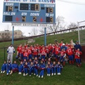 Carmel Rams Youth Football - Coach Filangeri's Teams
