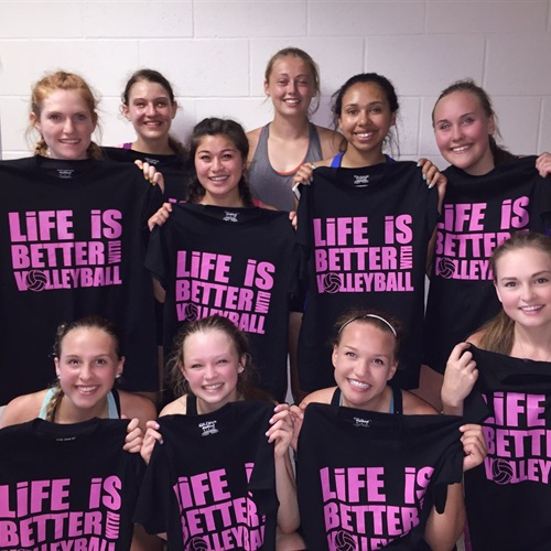 Mondovi High School - Girls Varsity Volleyball