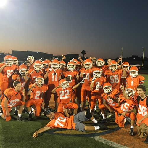 Valhalla High School - FRESHMEN FOOTBALL