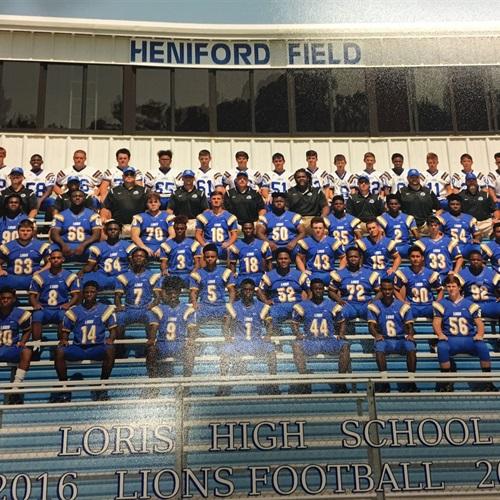 Loris High School - Boys Varsity Football