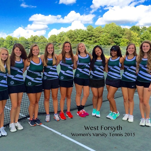 West Forsyth High School - Women's Varsity Tennis