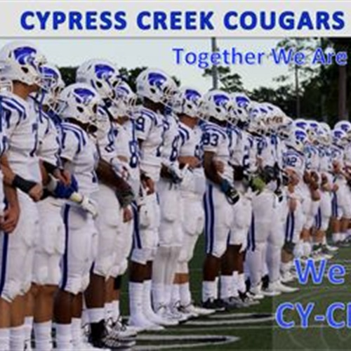 Cypress Creek High School - Varsity Football