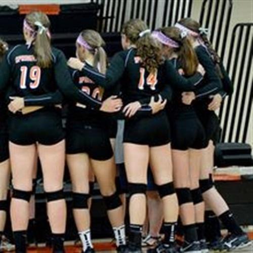 Springville High School - Girls Varsity Volleyball
