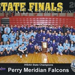Perry Meridian High School - Perry Meridian Varsity Wrestling