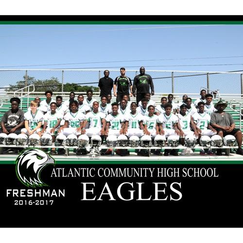 Atlantic High School - Boys' Freshman Football