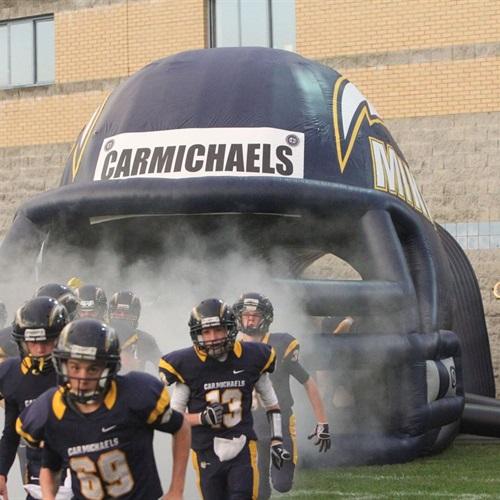 Carmichaels High School - Carmichaels Varsity Football