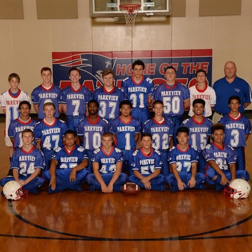 Parkview Christian School - Boys Varsity Football