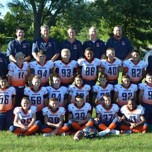Wheaton Rams -BGYFL - 103lbs. NFC - Eichenberger