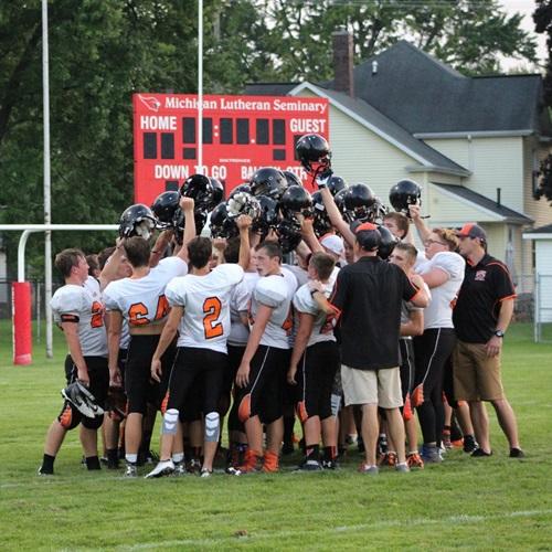 Almont High School - JV Football
