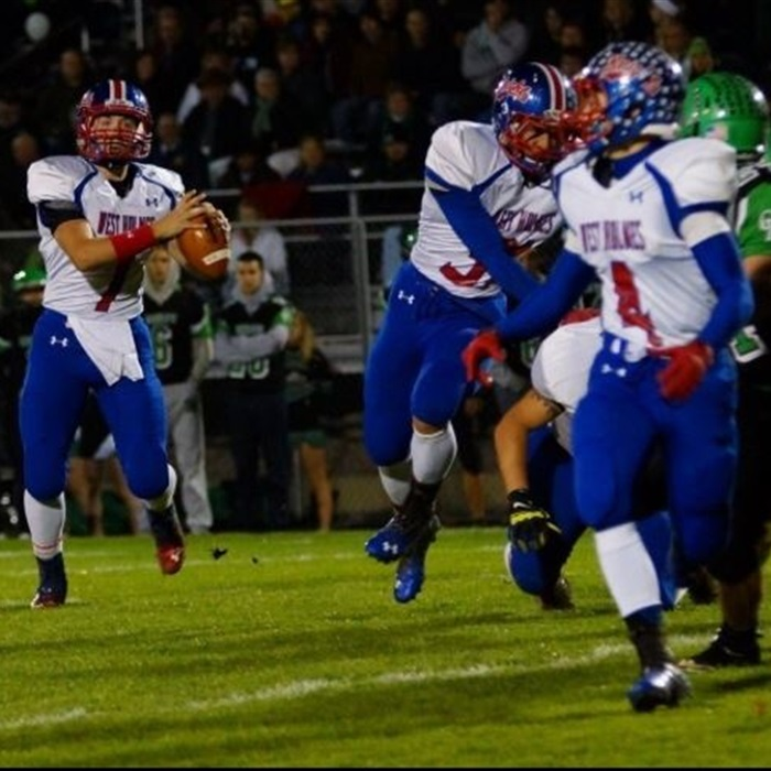 West Holmes High School vs. Game Week - Brody Miller highlights