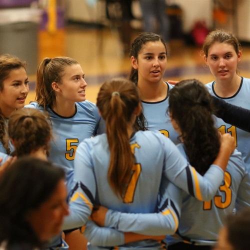 McAllen Memorial High School - McAllen Memorial Varsity Volleyball