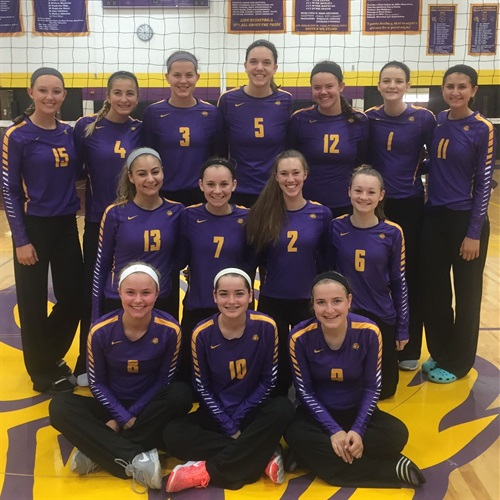Martin Luther High School - Martin Luther Varsity Volleyball