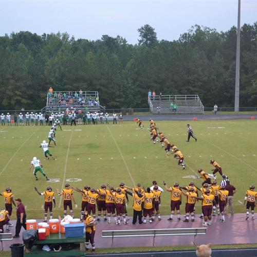 Nottoway High School - Boys Varsity Football