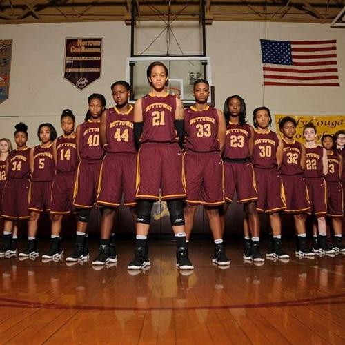 Nottoway High School - Nottoway Girls' Varsity Basketball