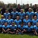 Seneca Valley Junior Football  - 10/11 Raiders Blue- Brugos