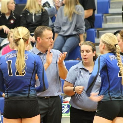 Redfield/Doland High School - Girls' Varsity Volleyball