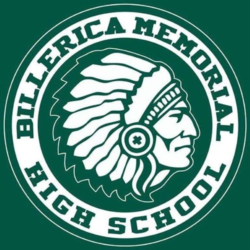 Billerica Memorial High School - Billerica Indians Varsity Football