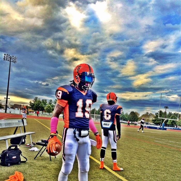 Freshman Highlight 2013 Elijah Bratcher Highlights