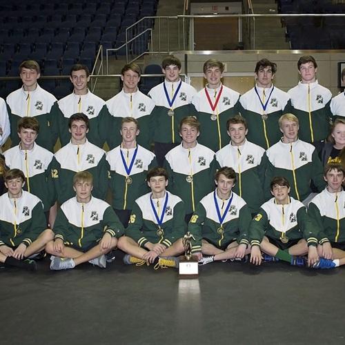 Bulloch Academy High School - Boys' Varsity Wrestling