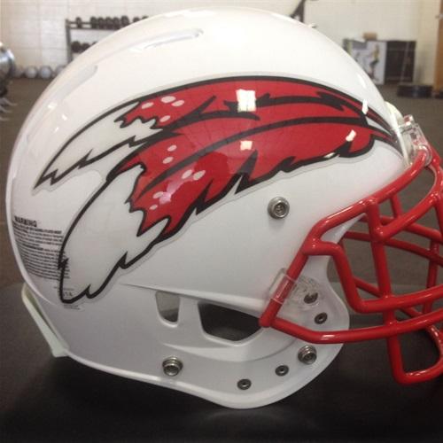 Westside High School - Warrior Varsity Football