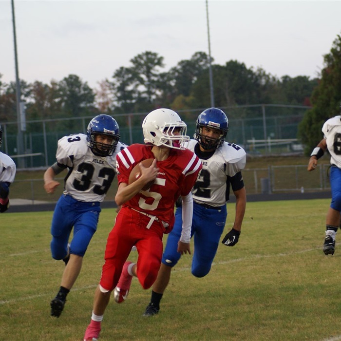 C. E. Byrd High School - Godwin High School vs. Lloyd C Byrd High School - William Abbott ...