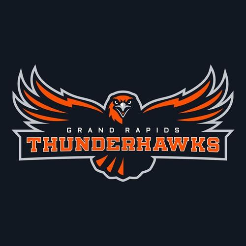 Grand Rapids High School - Thunderhawk Varsity Football