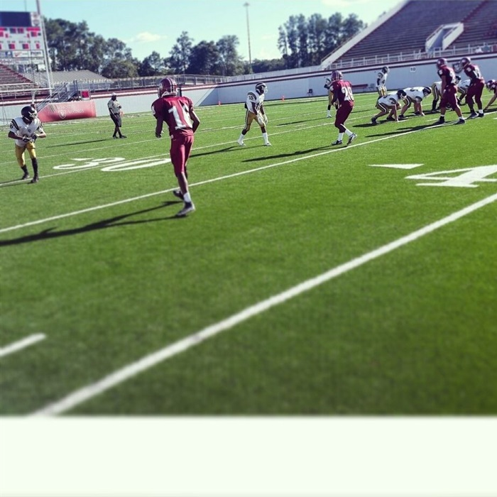 Hahira Middle School Vs Lowndes Middle Tayvonn Kyle