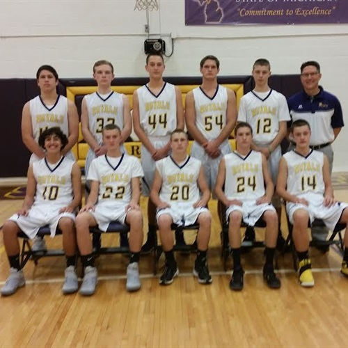 Blissfield High School - Boys' JV Basketball