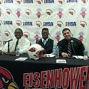 "Eisenhower High School - Eisenhower aka ""The Ike"" Football"