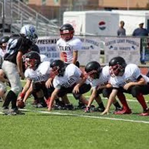 Milan High School - Milan Big Reds Youth Football