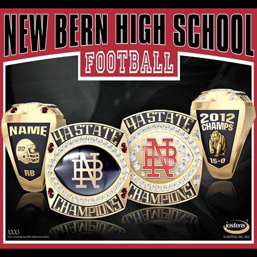 New Bern High School - New Bern JV Football