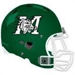 Mustang Football Portage High School Portage