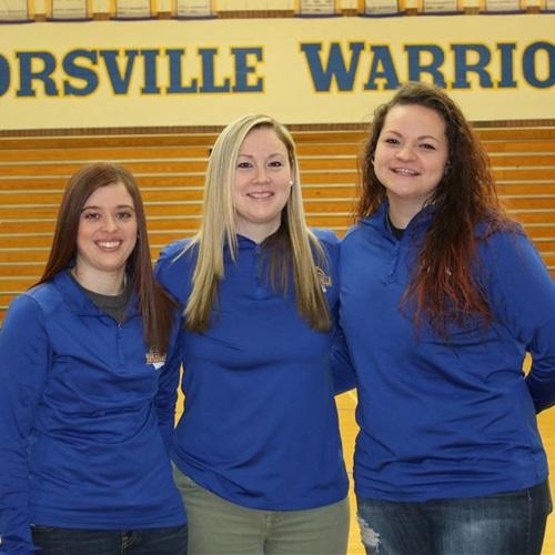 Taylorsville High School - Girls' Sophomore Basketball