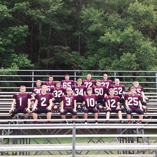 Mitchell High School - Bowman