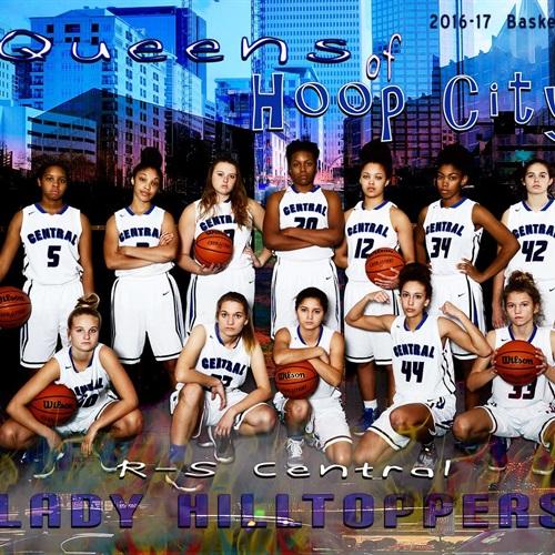 R-S Central High School - Girls' Varsity Basketball