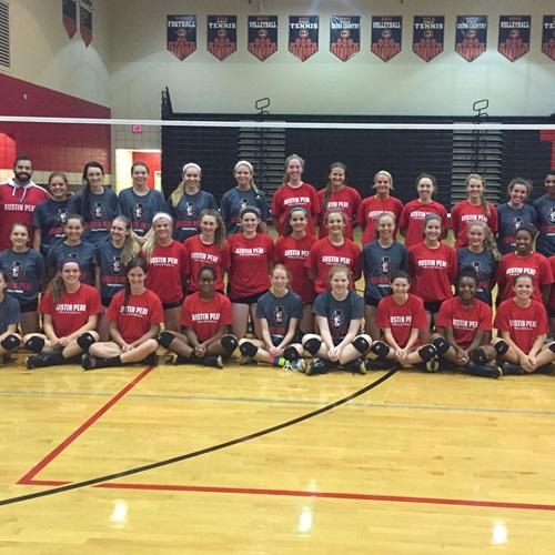 Trinity Christian Academy  - Girls Varsity Volleyball