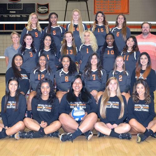 Ventura College - VC Pirate Volleyball
