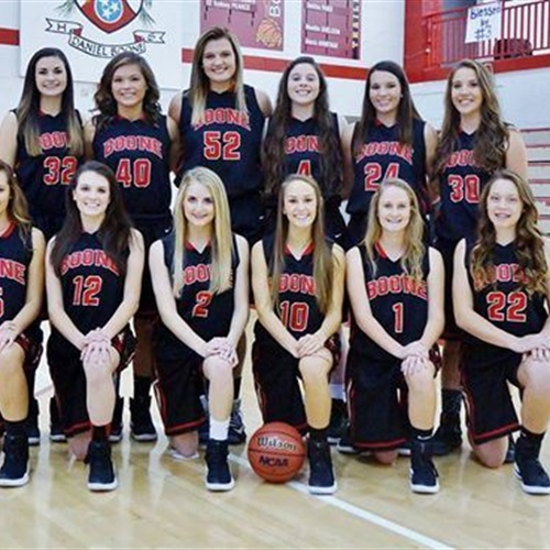 Daniel Boone High School - Girls Varsity Basketball